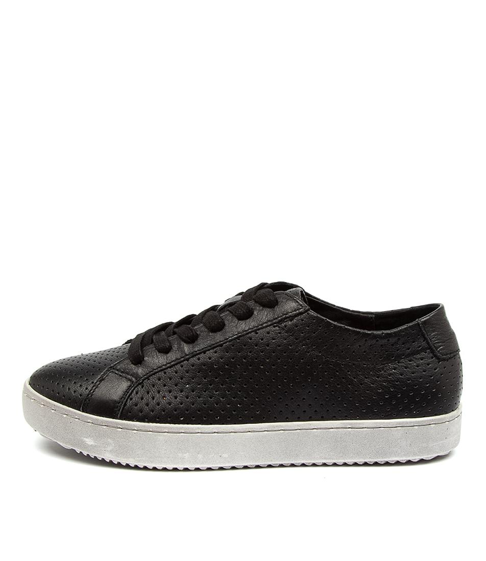Buy Alfie & Evie Velma Al Black Sneakers online with free shipping