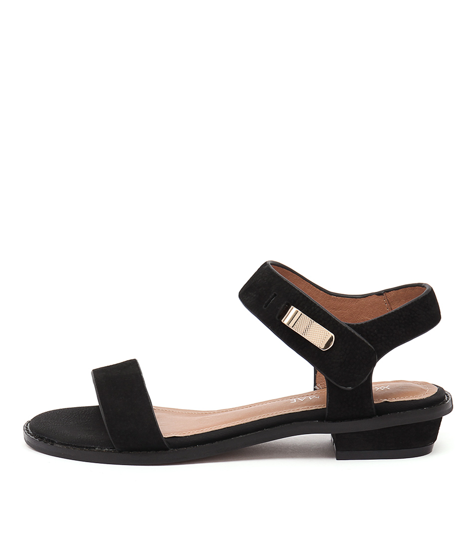 Alias Mae Livina Black Sandals
