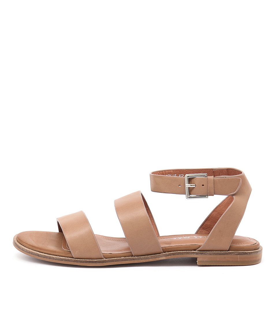 Alias Mae Thabitha Dark Natural Flat Sandals