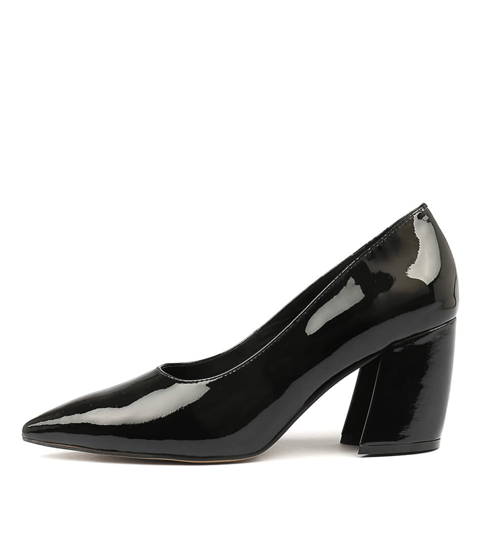 Alias Mae Akela Black High Heels