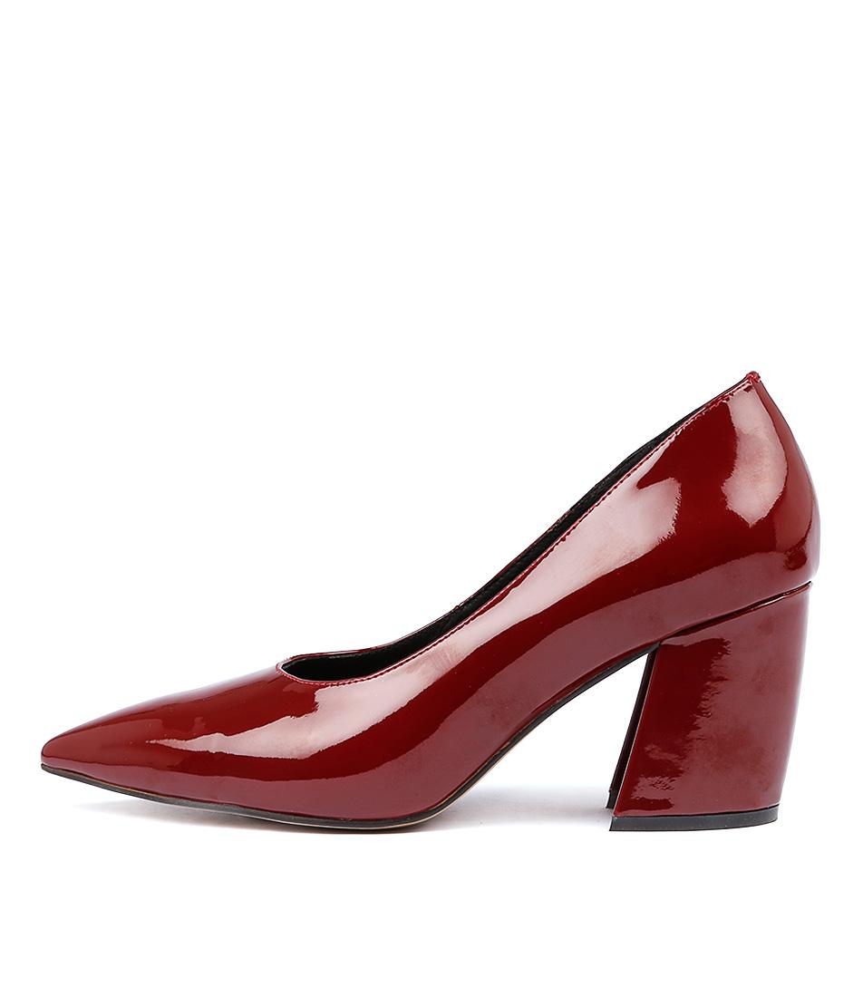 Alias Mae Akela Red Heeled Shoes