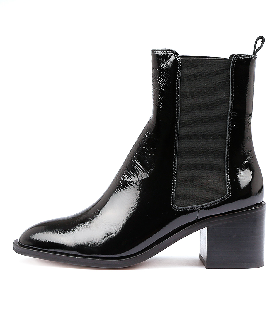 Alias Mae Gail Black Ankle Boots