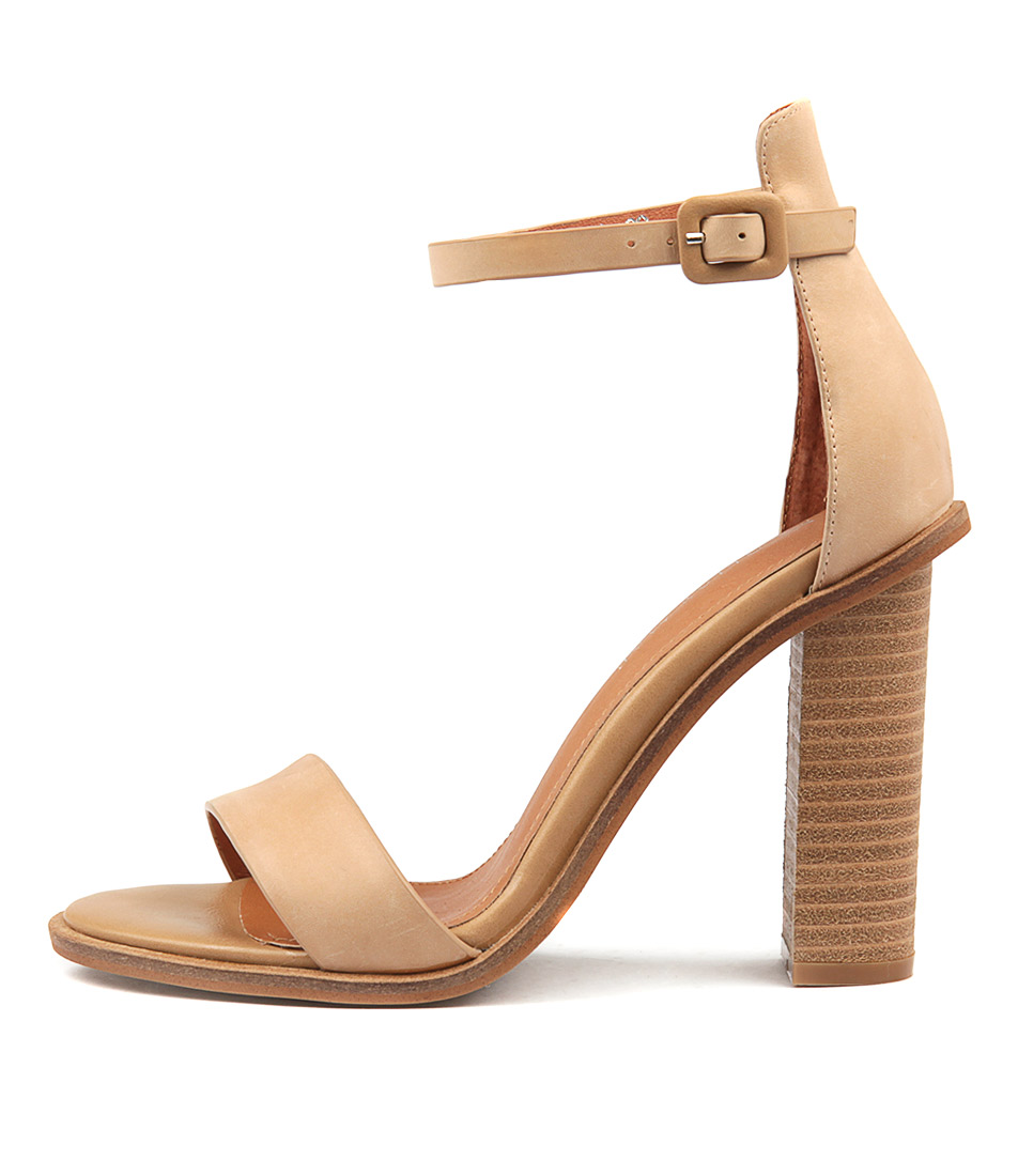 Buy Alias Mae Addax Natural Heeled Sandals online with free shipping