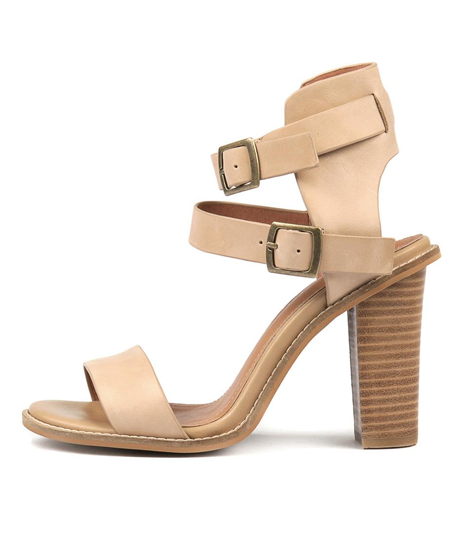 Alias Mae Casper Natural Heeled Sandals