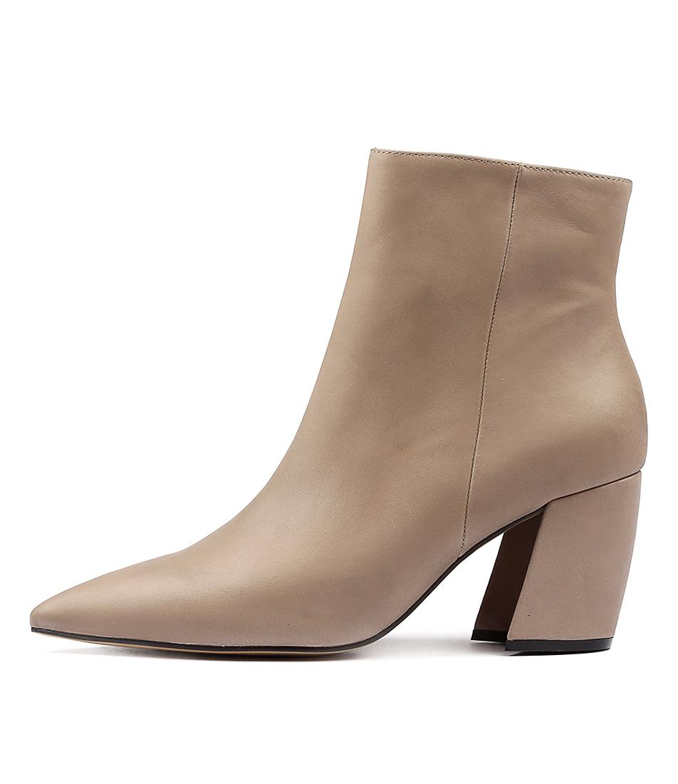 Alias Mae Akiko Smoke Ankle Boots