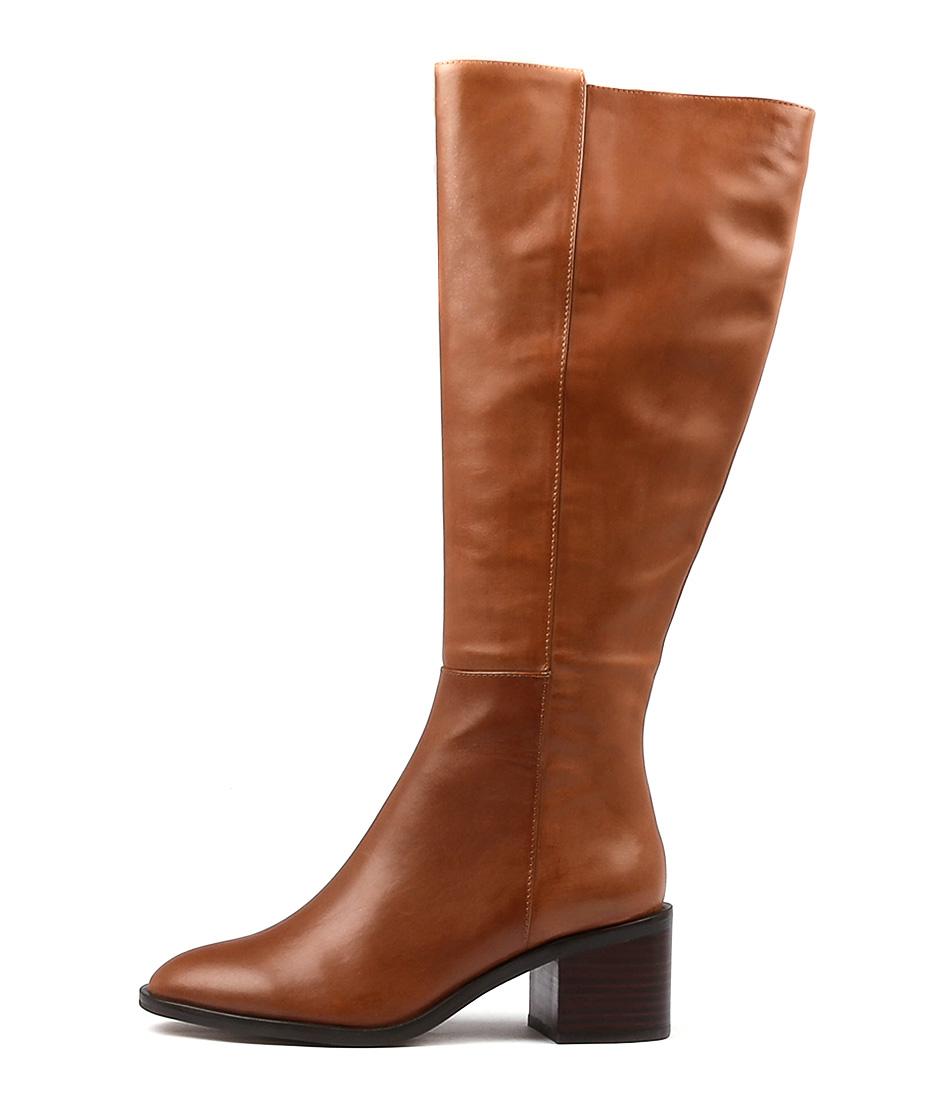 Alias Mae Galiana Tan Long Boots