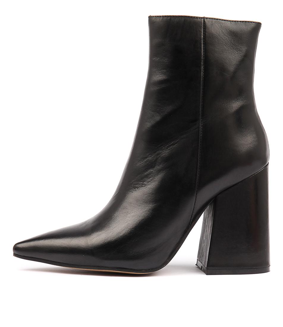 Alias Mae Ahara Black Ankle Boots