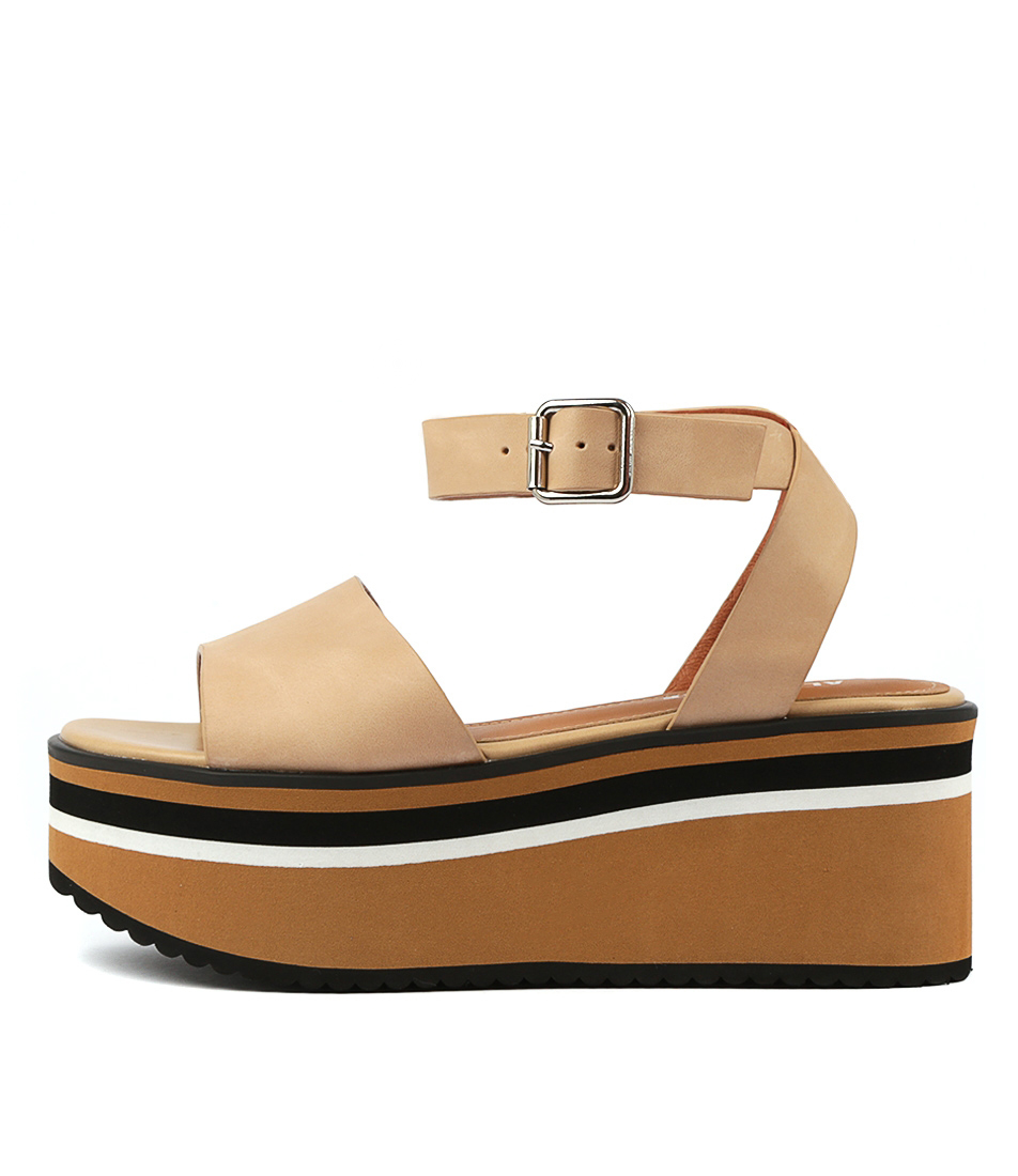Buy Alias Mae Oasis Am Natural Heeled Sandals online with free shipping