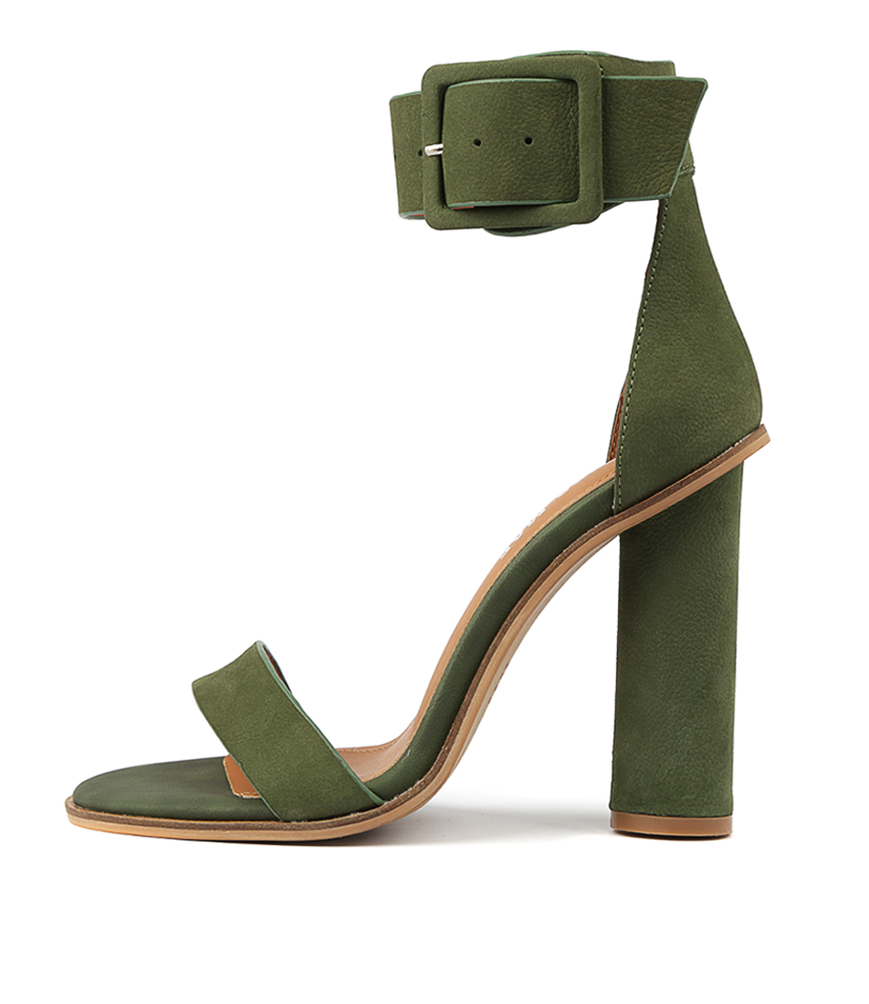 Buy Alias Mae Ami Moss Heeled Sandals online with free shipping