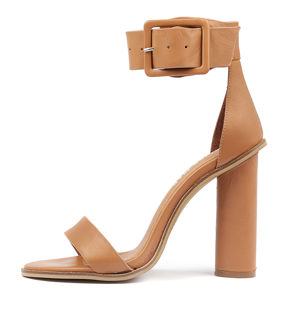 Buy Alias Mae Ami Light Tan Heeled Sandals online with free shipping