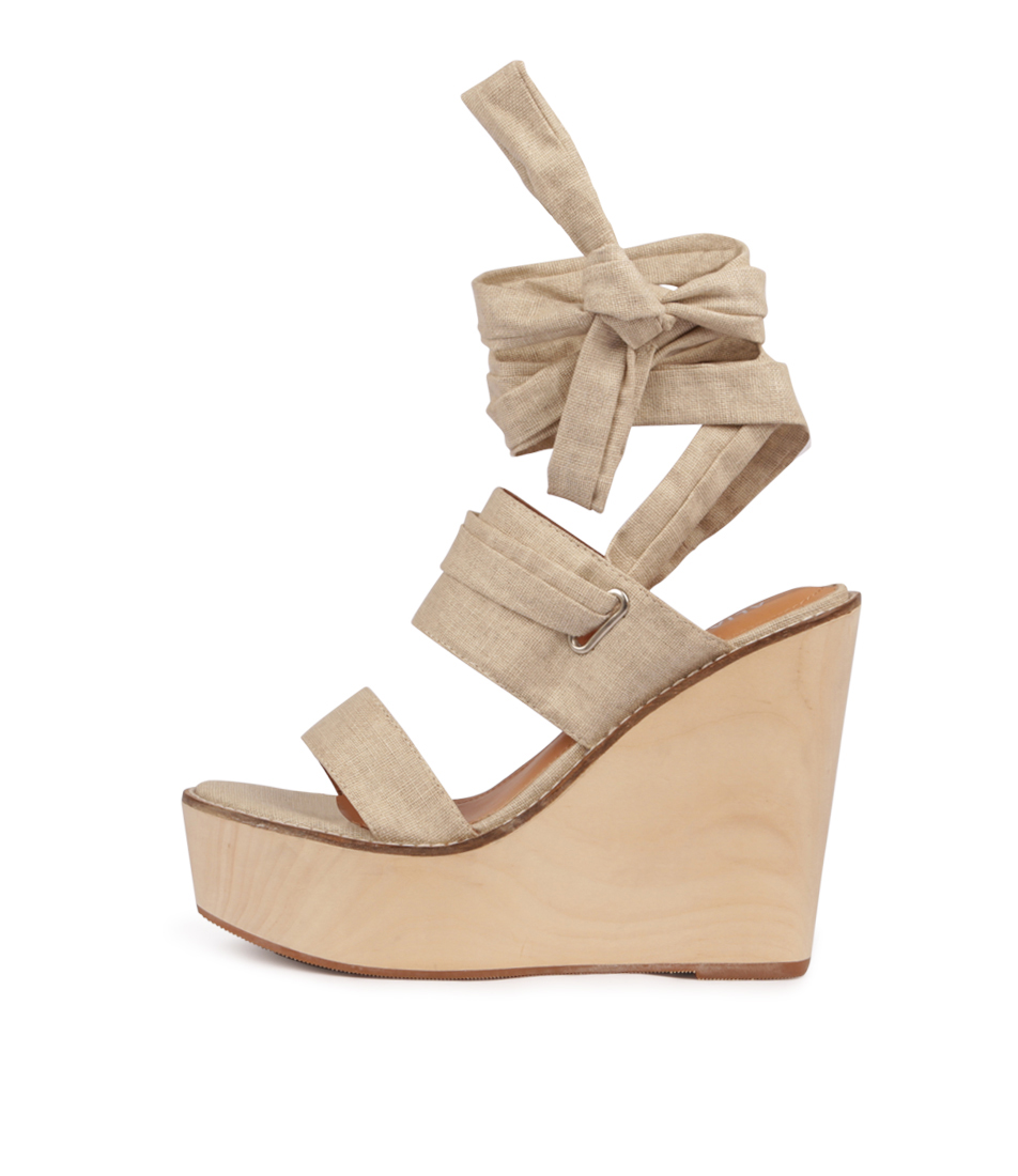 Buy Alias Mae Kenna Am Natural Heeled Sandals online with free shipping