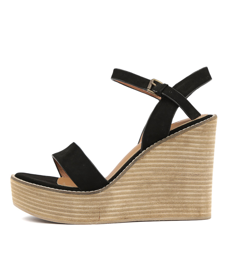 Buy Alias Mae Kika Am Black Heeled Sandals online with free shipping