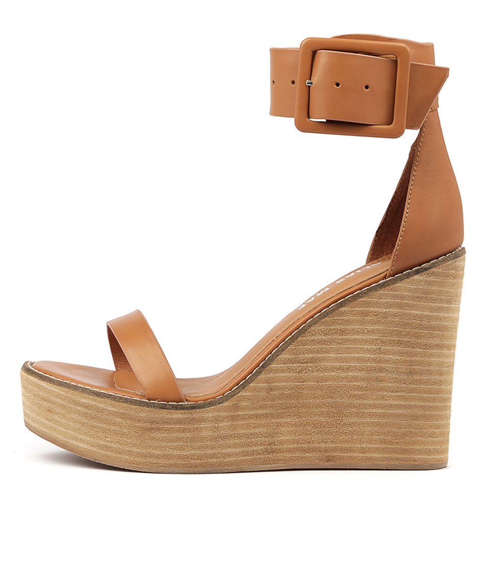 Buy Alias Mae Kimi Am Light Tan Heeled Sandals online with free shipping