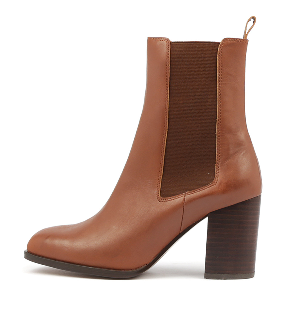 Buy Alias Mae Nyala Tan Ankle Boots online with free shipping