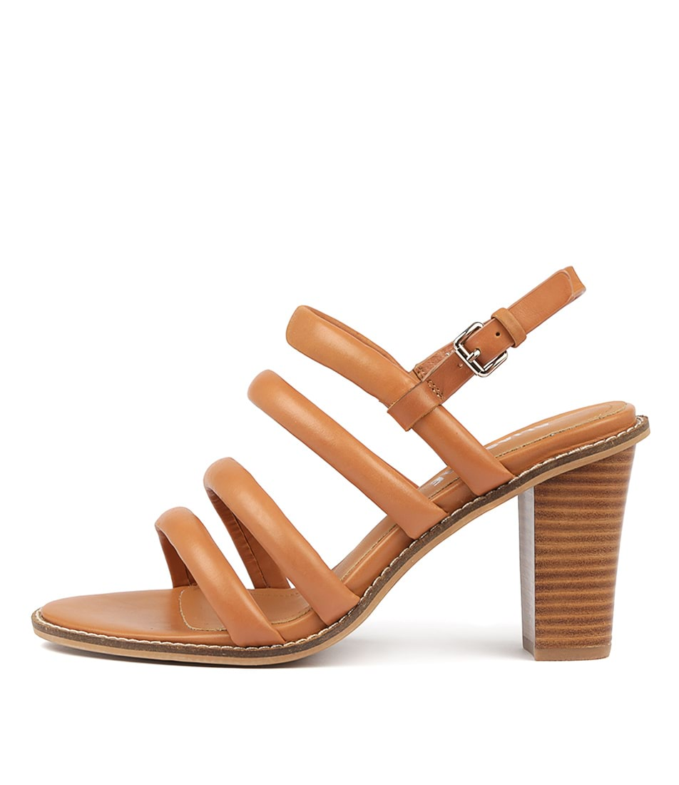 Buy Alias Mae Evys Light Tan Heeled Sandals online with free shipping