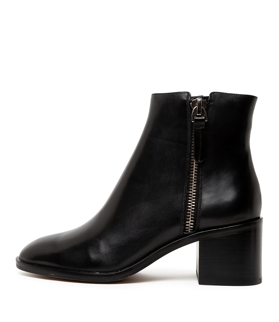 Buy Alias Mae Gazelle Am Black Ankle Boots online with free shipping