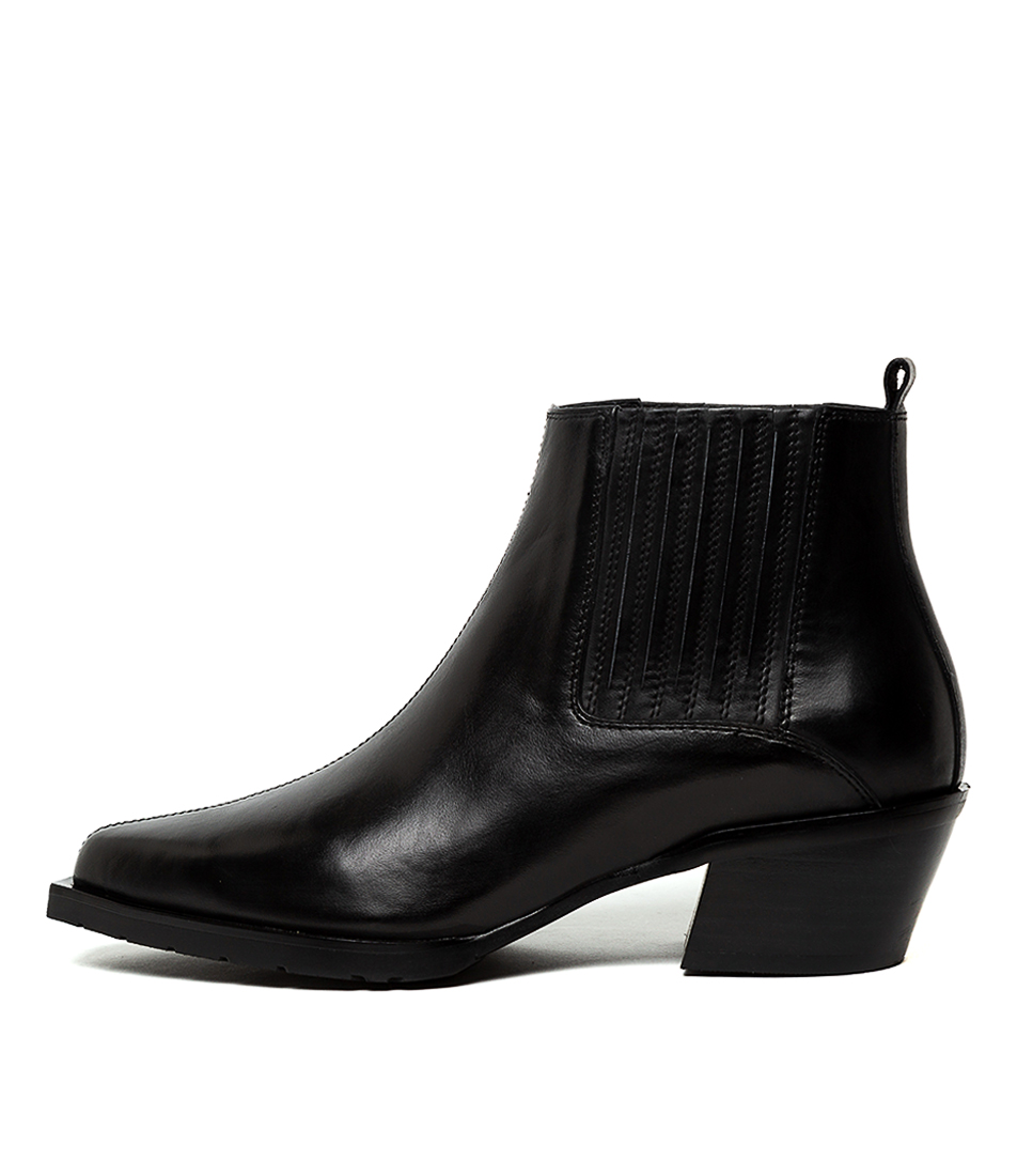 Buy Alias Mae Maja Am Black Ankle Boots online with free shipping