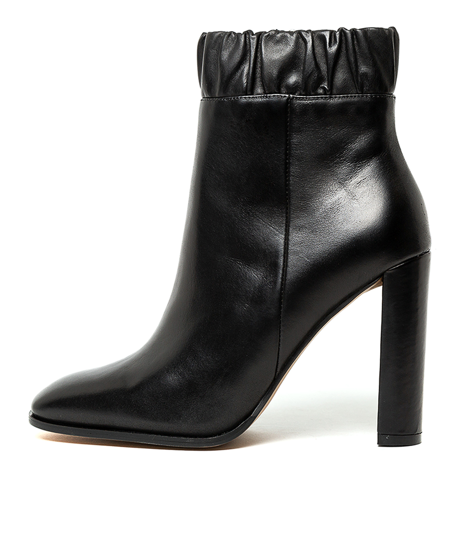 Buy Alias Mae Olivia Am Black Ankle Boots online with free shipping