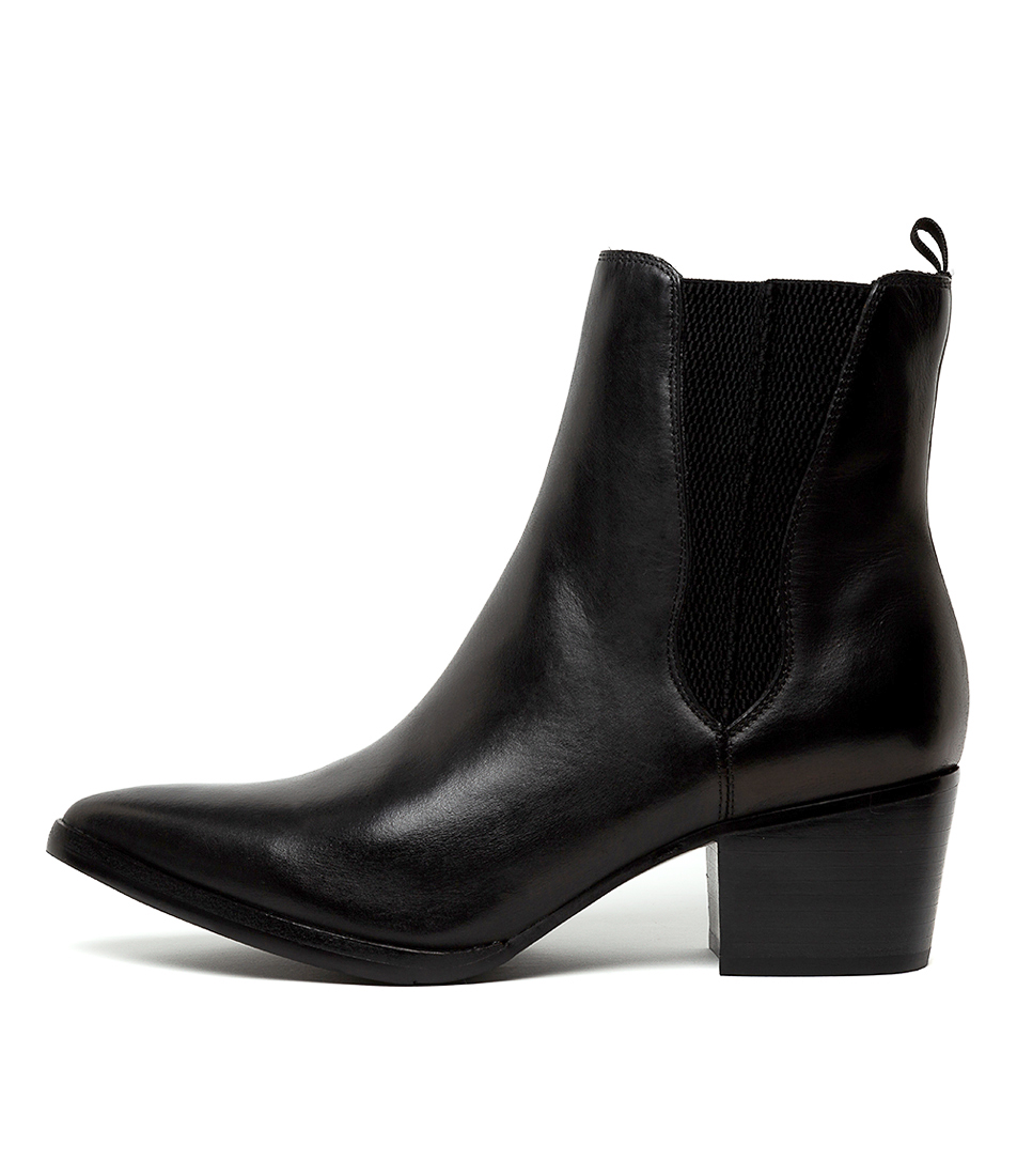 Buy Alias Mae Stella Am Black Ankle Boots online with free shipping