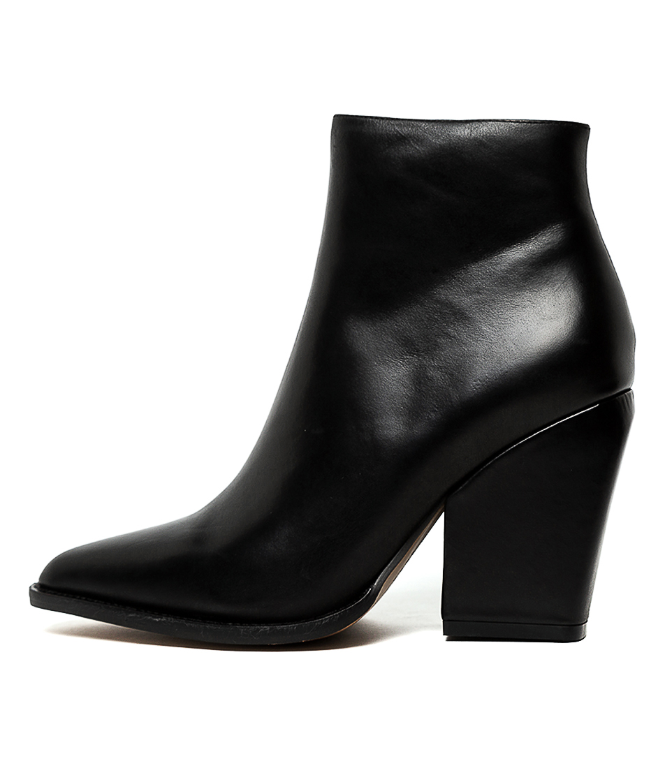 Buy Alias Mae Wella Am Black Ankle Boots online with free shipping