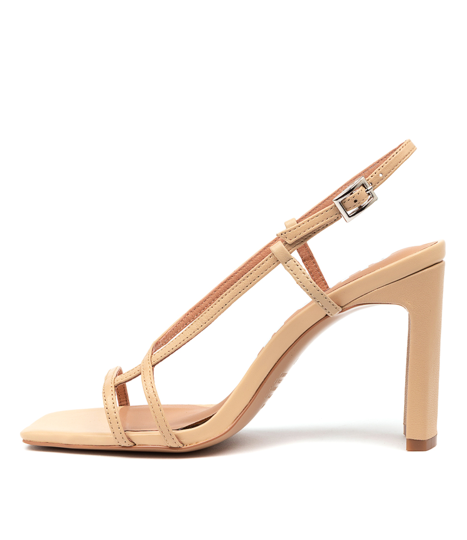 Buy Alias Mae Autumn Am Natural Heeled Sandals online with free shipping