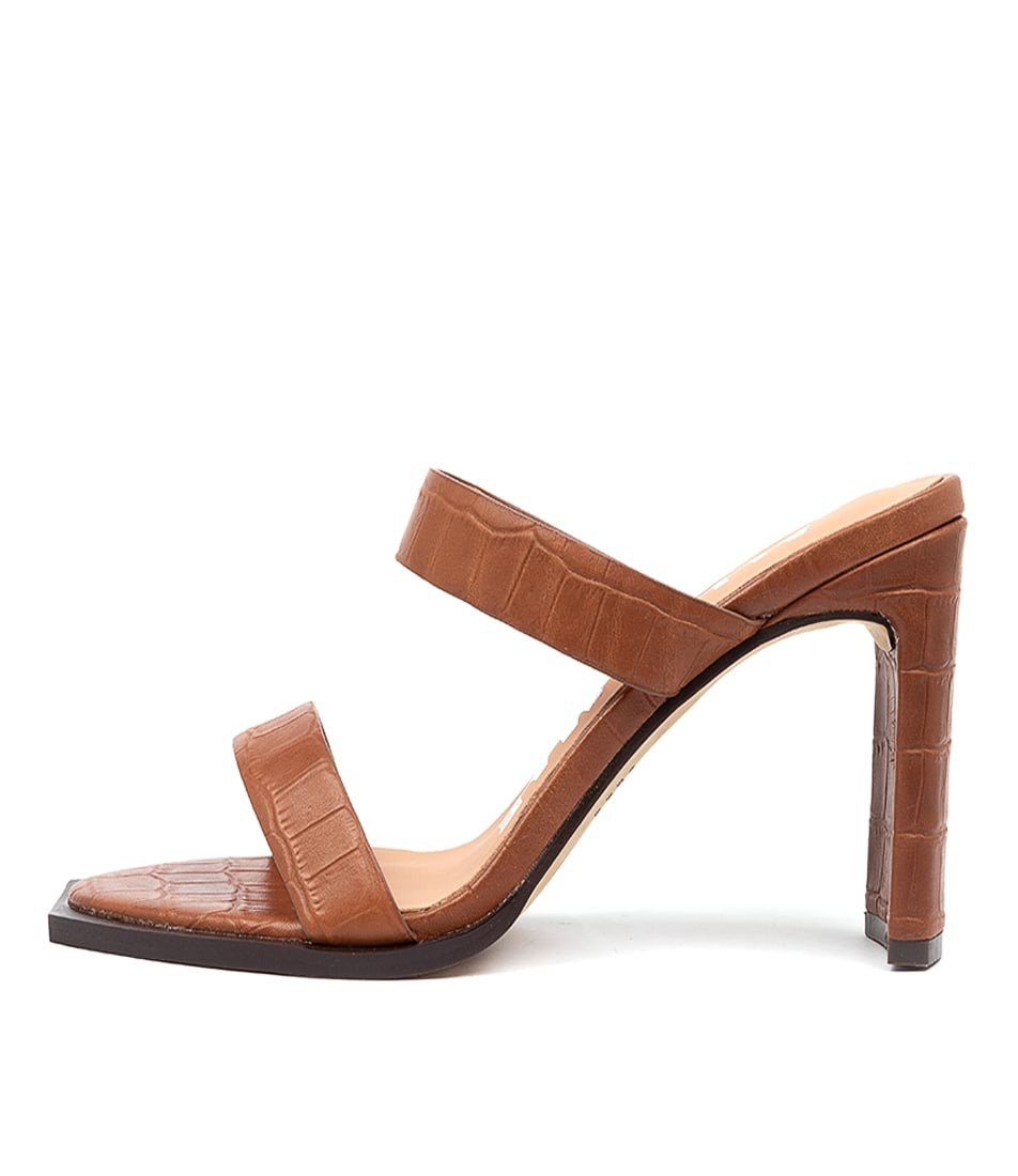 Buy Alias Mae Cleo Am Tan Heeled Sandals online with free shipping