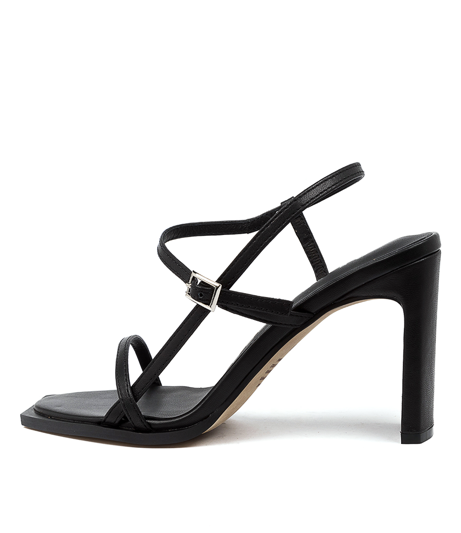 Buy Alias Mae Clove Am Black Heeled Sandals online with free shipping