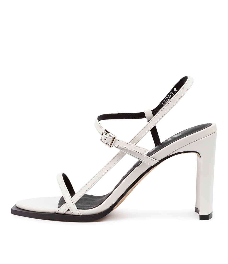 Buy Alias Mae Clove Am Ivory Heeled Sandals online with free shipping