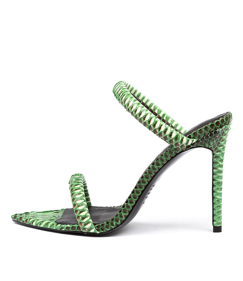 Buy Alias Mae Dua Am Green Heeled Sandals online with free shipping