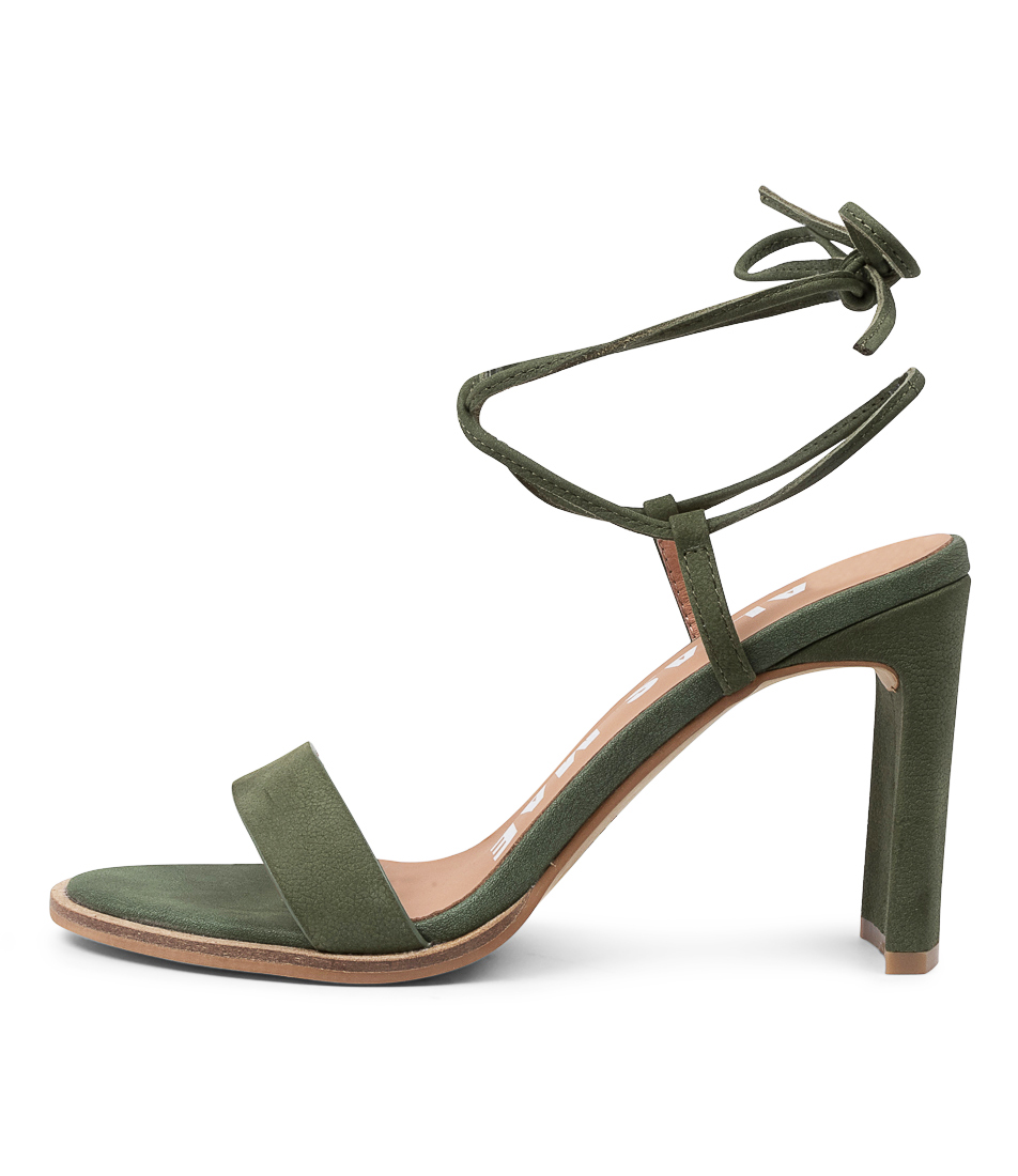 Buy Alias Mae Fin Am Moss Heeled Sandals online with free shipping