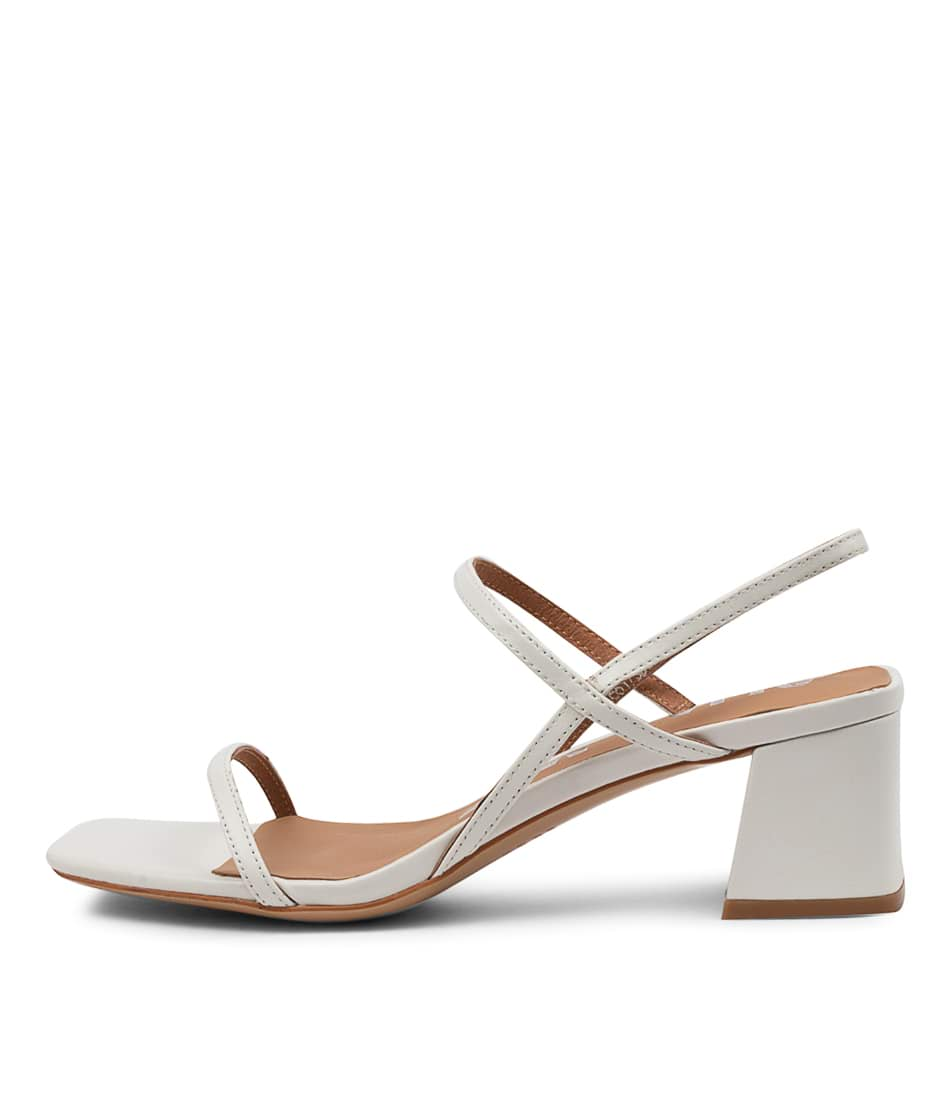 Buy Alias Mae Henri Am Ivory Heeled Sandals online with free shipping