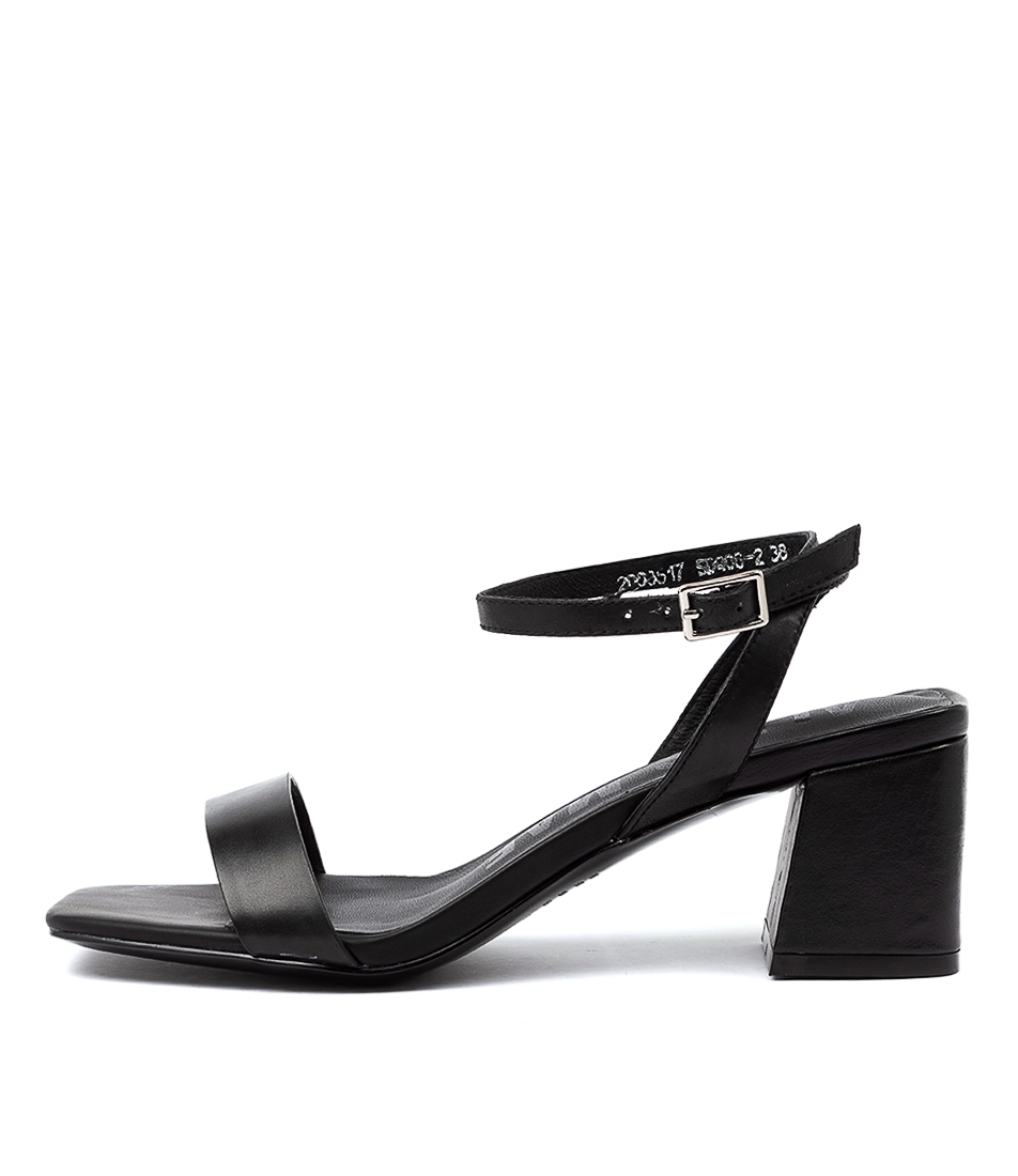 Buy Alias Mae Heidi Am Black Heeled Sandals online with free shipping