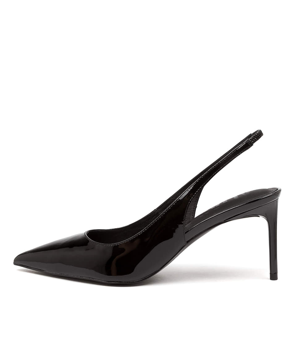 Buy Alias Mae Sling Am Black High Heels online with free shipping