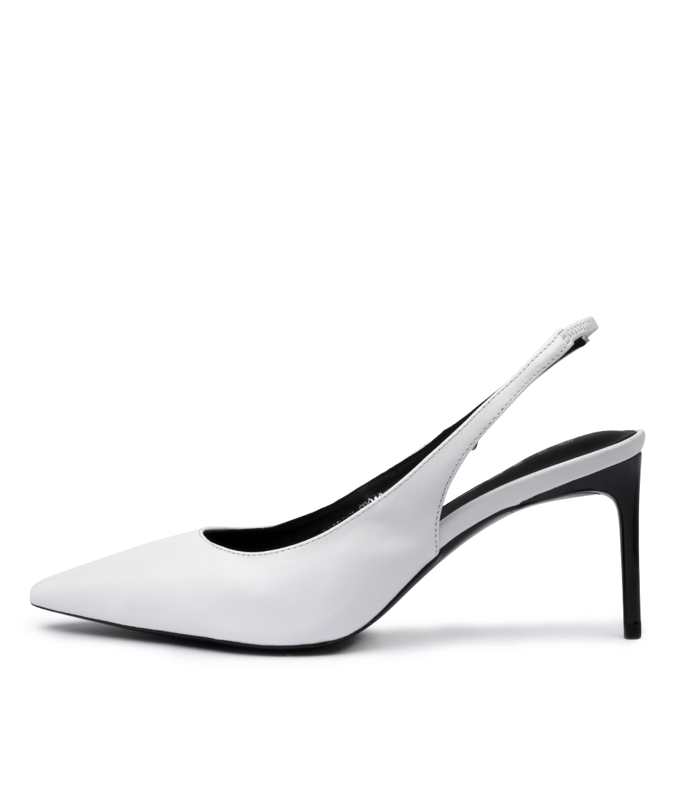 Buy Alias Mae Sling Am Ivory HIgh Heels Shoes online with free shipping