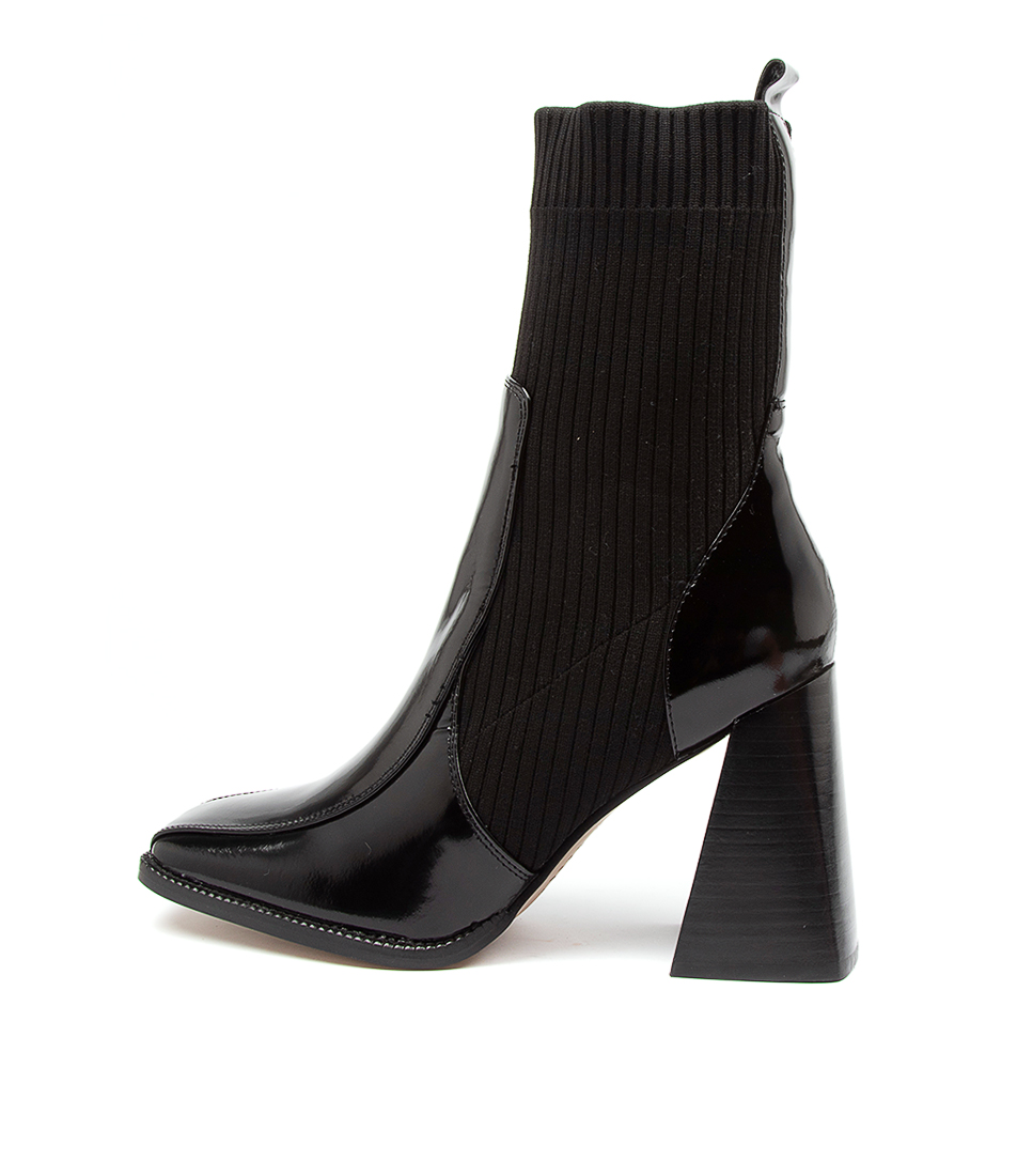 Buy Alias Mae Tia Am Black Dress Ankle Boots online with free shipping