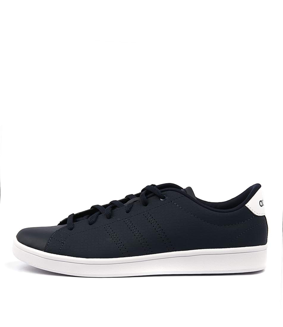 Adidas Neo Advantage Cl Qt Navy Navy White Sneakers