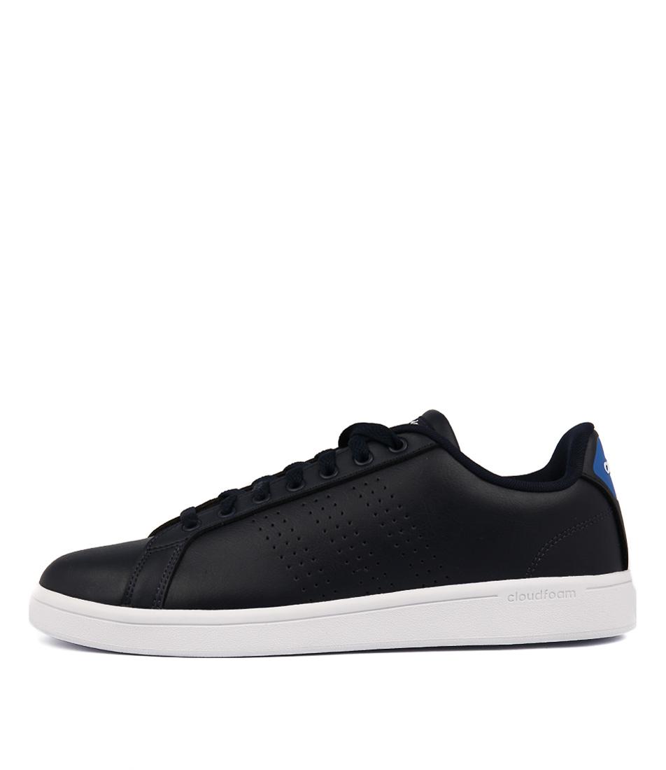 nuove adidas neo di advanatge mens scarpe casual scarpe casual ebay)