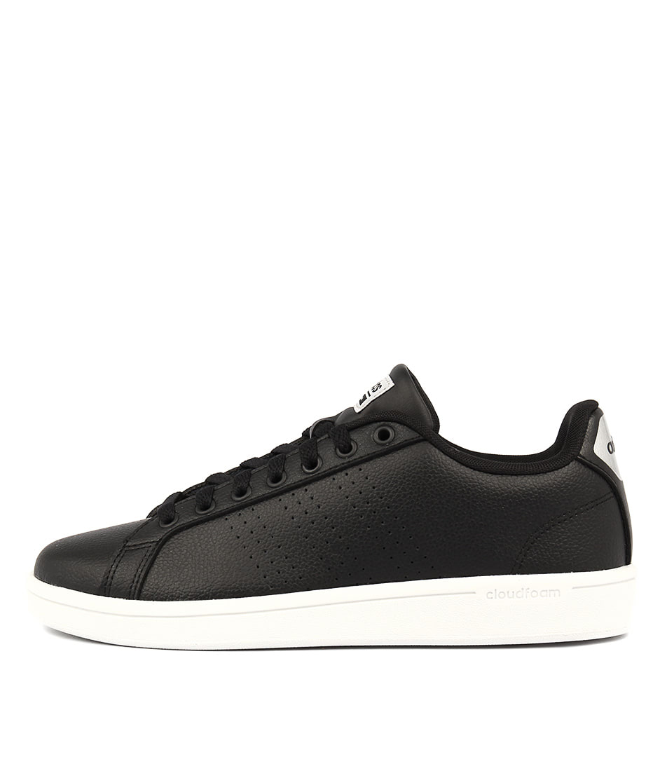 Adidas Neo Cf Advantage Cl Black Sil Sneakers