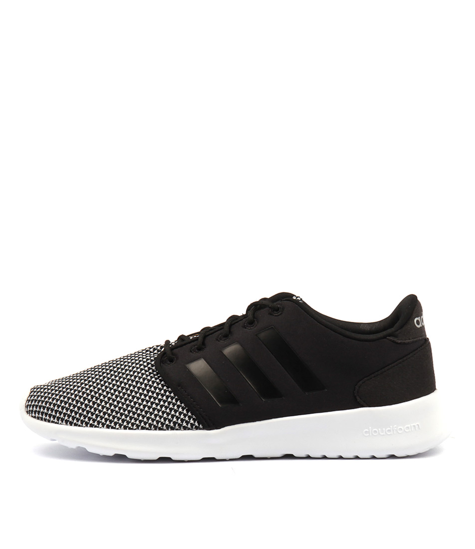 Adidas Neo Cf Qt Racer Black Sil Sneakers