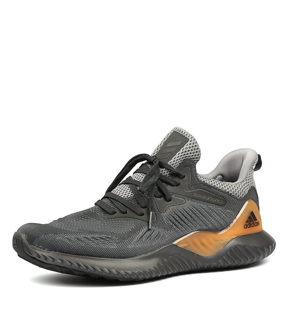 nuove adidas neo alphabounce oltre gli uomini scarpe attiva.