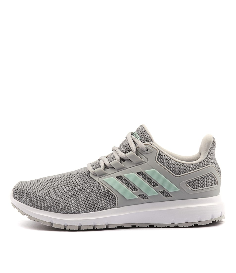 Adidas Neo Energy Cloud 2 Grey Green Grey Sneakers