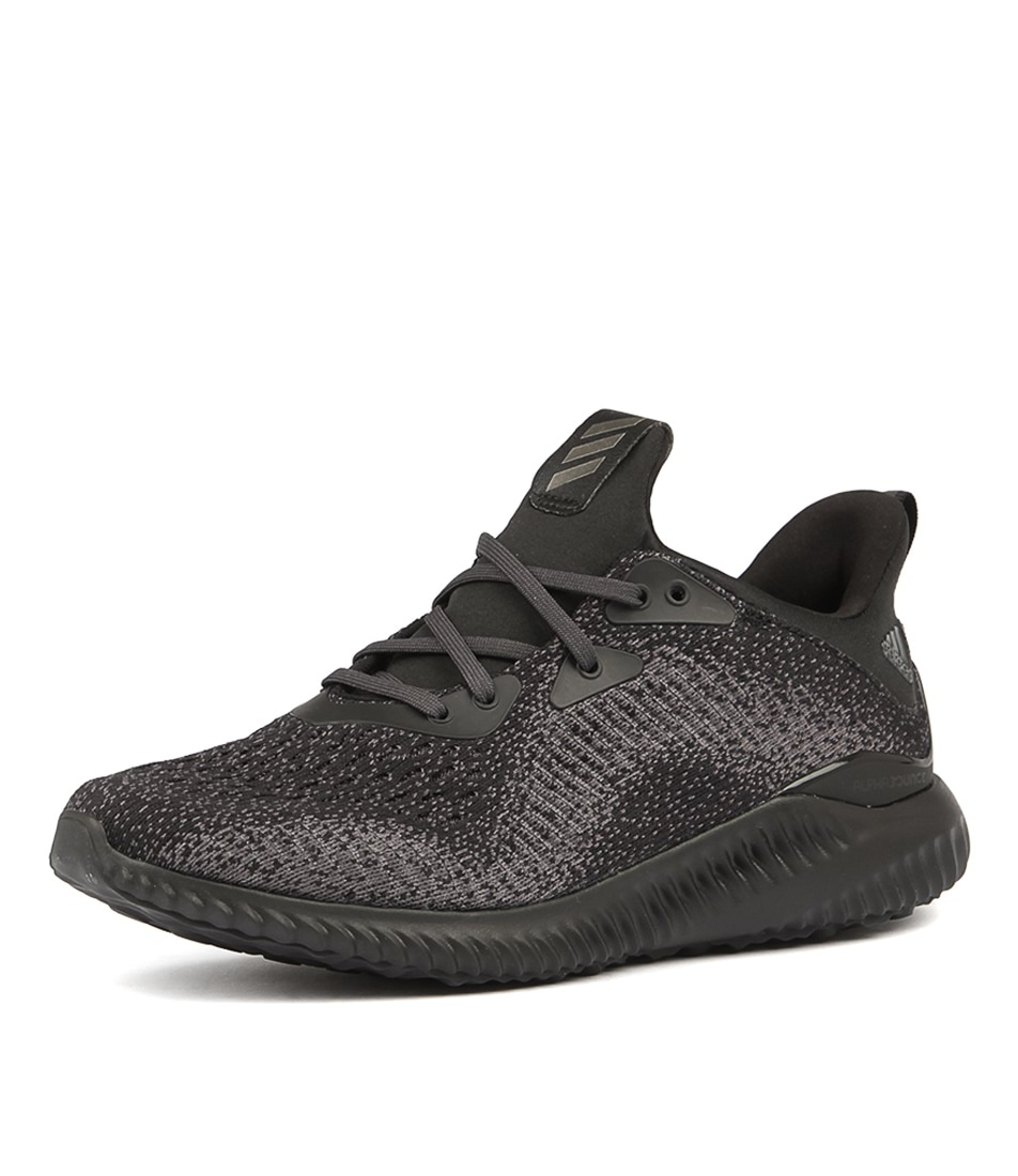 Adidas Neo Alphabounce 1 Black Grey Carb Sneakers