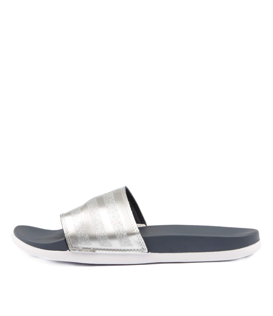 Adidas Neo Adi Cf+ Explorer Navy Navy White Sandals
