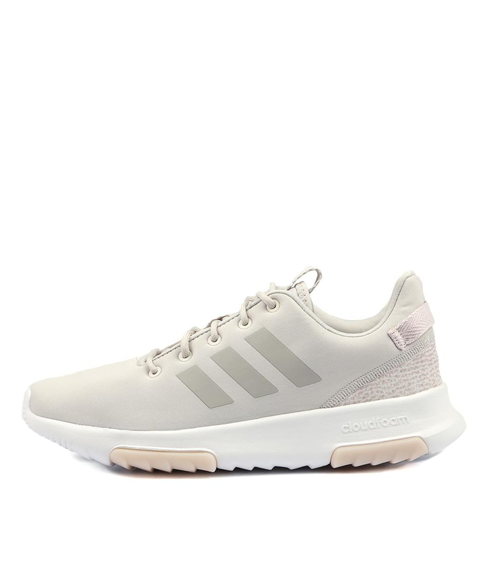 Adidas Neo Cf Racer Tr Grey Grey Purpl Sneakers