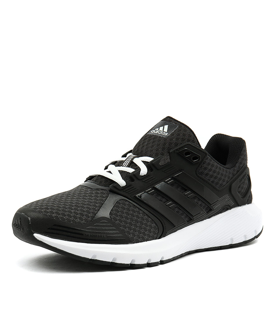 Adidas Performance Duramo 8 Black Black White Sneakers