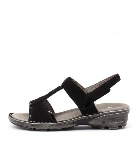 Ara Hawaii Sport 80 Schwarz Sandals