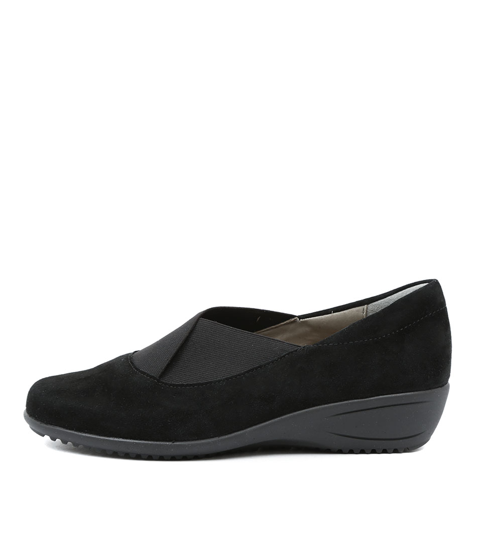 Ara Limone 39 Schwarz Shoes