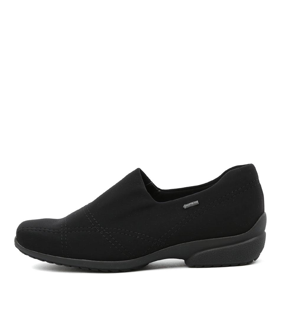 Ara Portofino 54 Schwarz Sneakers