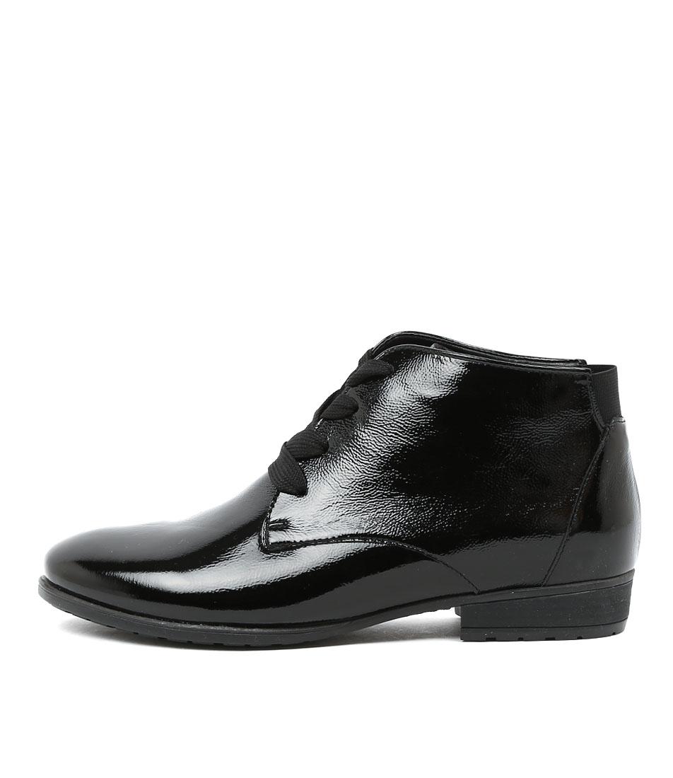 Ara Yale 32 Schwarz Boots