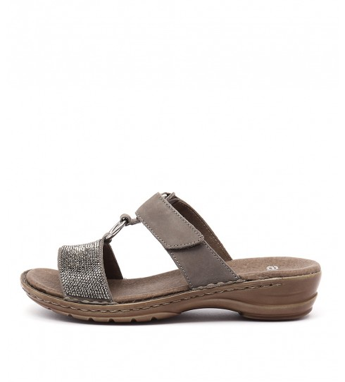 Ara Hawaii 34 Grigio Sandals
